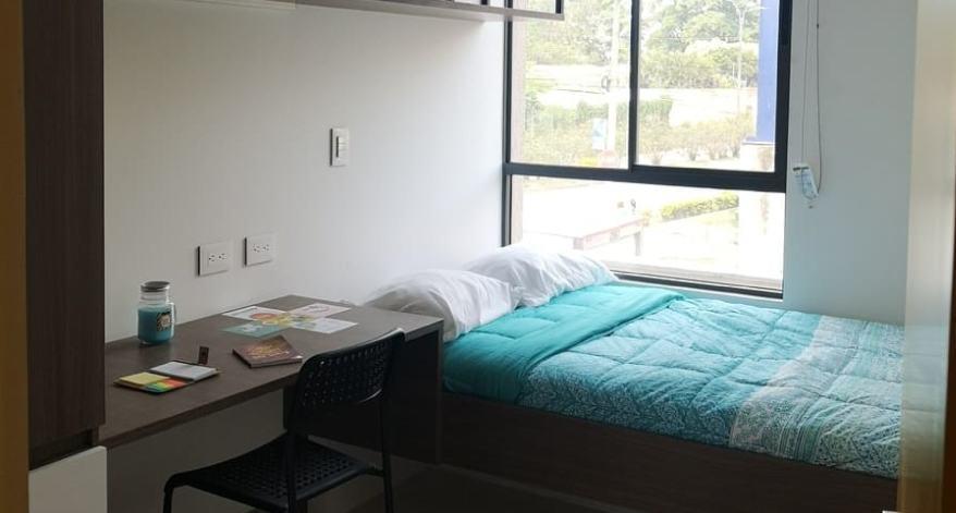 vivienda universitaria cali habitacion